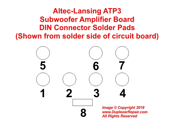 Hacking an Altec Lansing ATP3 Subwoofer for Stand Alone